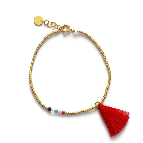 Lollipop Pop Red Bracelet