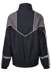 Black PA Uni Track Jacket
