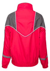 Red PA Uni Track Jacket