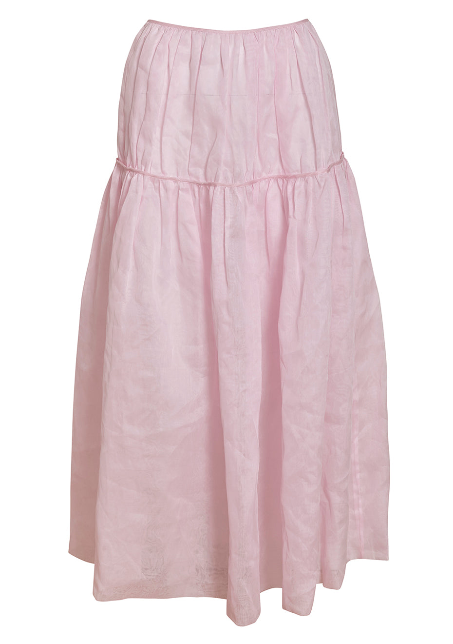 Anette Cotton Maxi Skirt