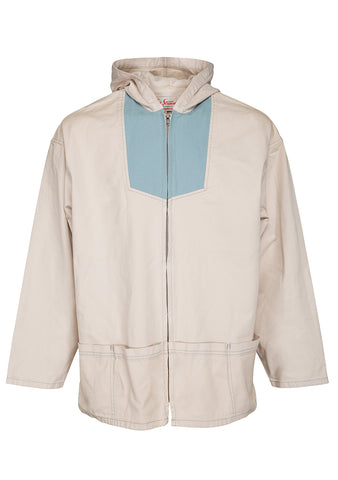 Levi's 1960s Anorak Jacket Cloud Cream shop online