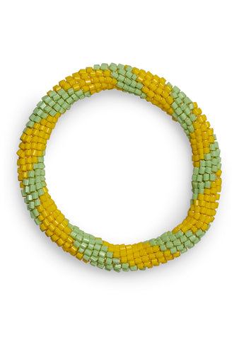 Aprosio & Co. Green & Yellow Bracelet