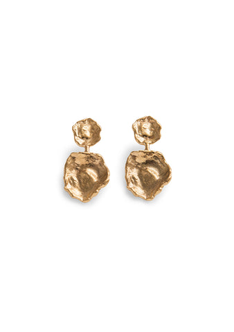 Lea Hoyer Aquam Gold Earrings shop online at lot29.dk