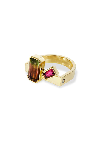 Danger Jewels Art Deco Ring