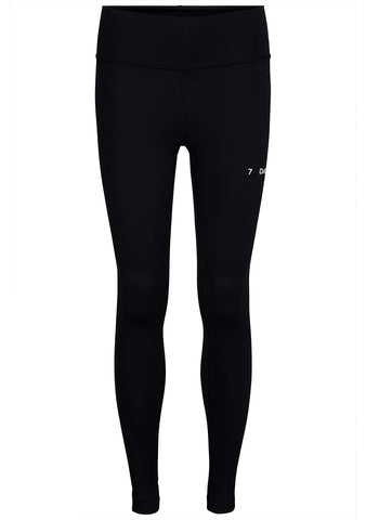 7 DAYS Black SV Tights