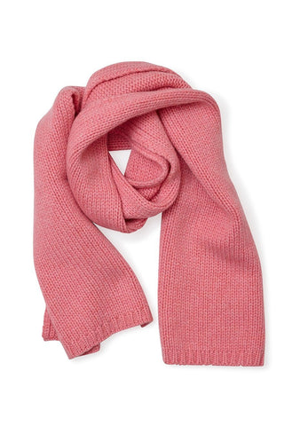 Bad Habits Pink Cashmere Scarf