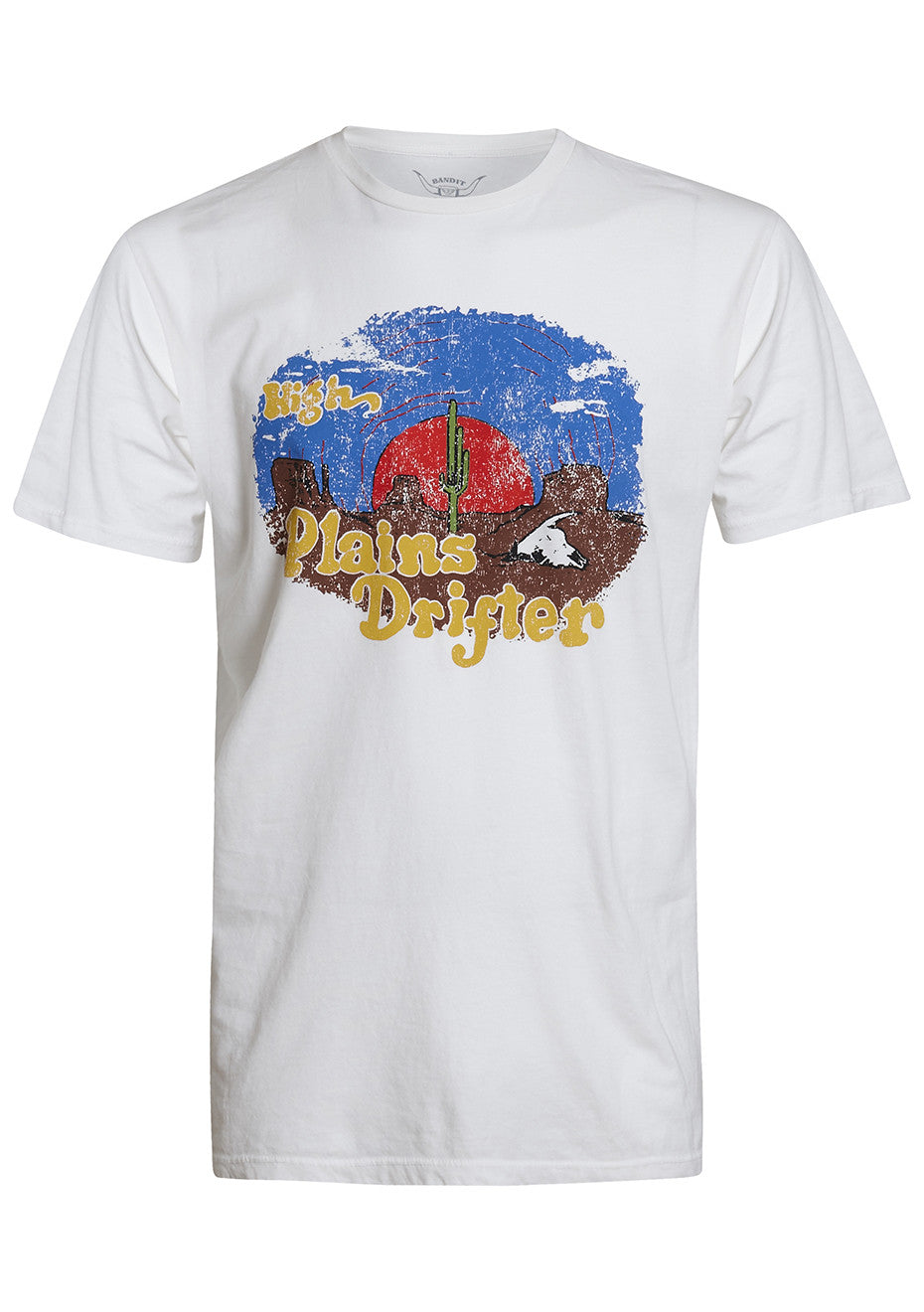 High Plains Drifter Mens Tee