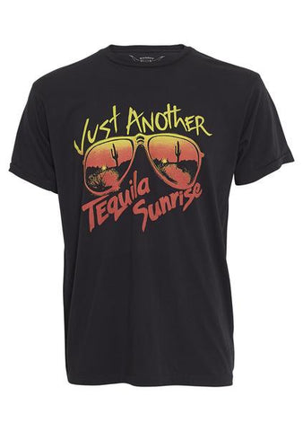 Just Another Tequila Sunrise Mens Tee