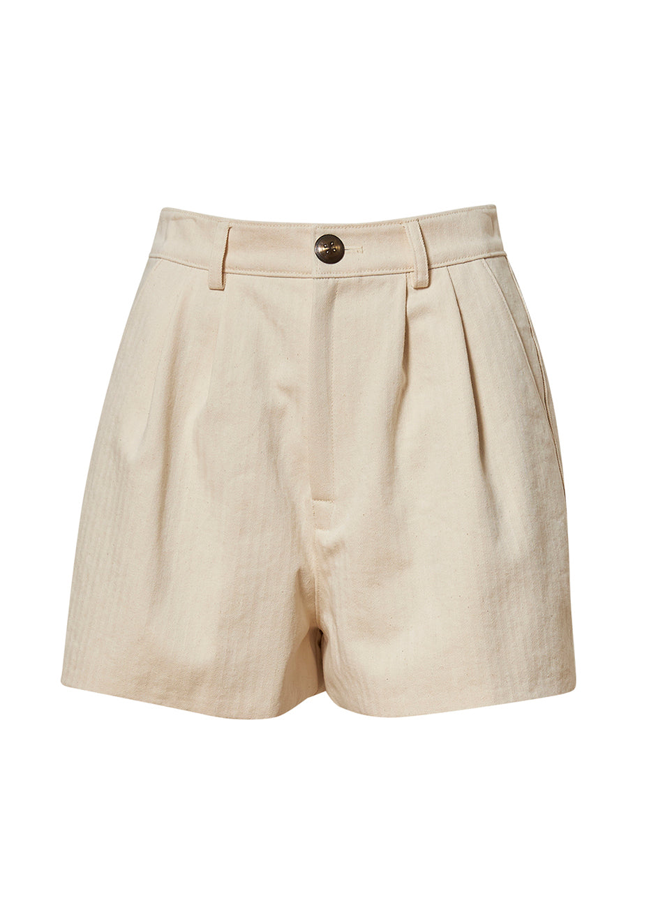 Cotton Jacquard Shorts