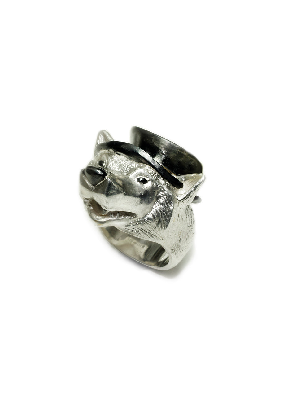 Big Bad Wolf Ring
