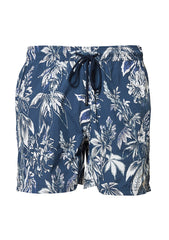 Etro Navy Floral Swim Shorts shop online at lot29.dk