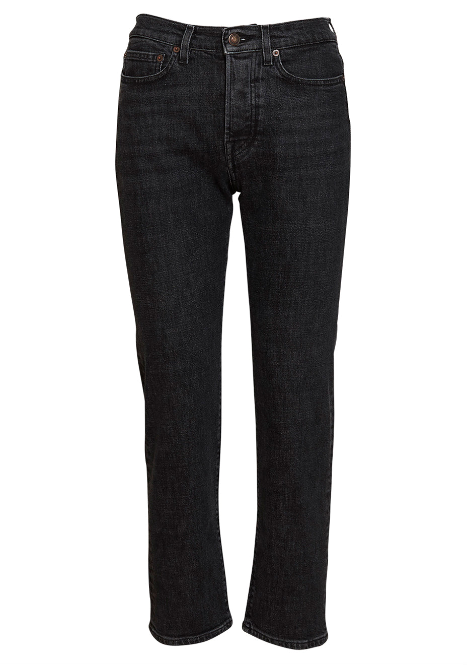CW002 Black Stone Classic Fit Jeans