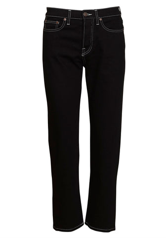 Jeanerica CW002 Black Rinse Classic Fit Jeans