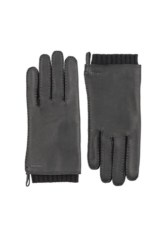 Hestra Tony Black Gloves