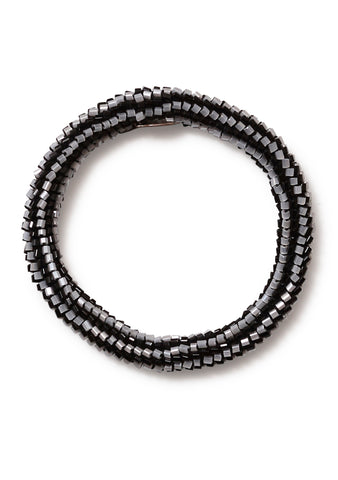 Aprosio & Co. Black & White Bracelet