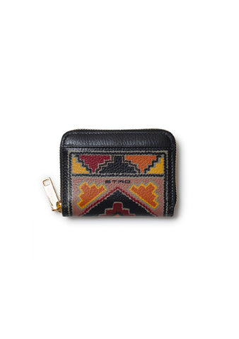 Etro Geometric Coin Purse