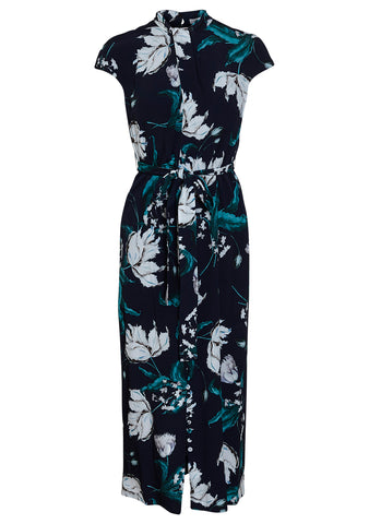 Erdem Erdem Finn Cap Sleeve Dress