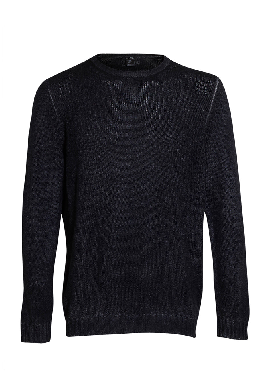 Black Blue Cashmere Sweater
