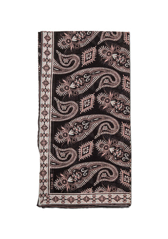 Etro Red Paisley Scarf shop at lot29.dk