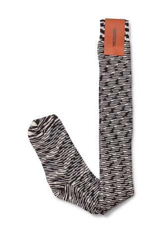 Missoni Women Black Long Socks