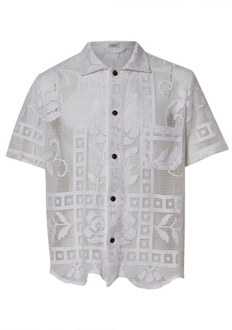 Babett Aldora Short Sleeve Shirt shop online at lot29.dk