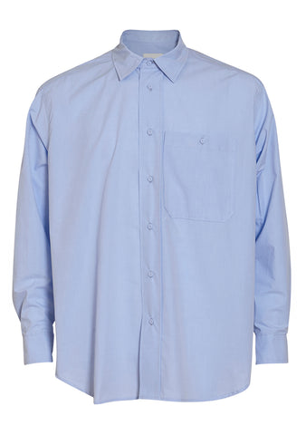 Tonsure Light Blue Oversize Shirt
