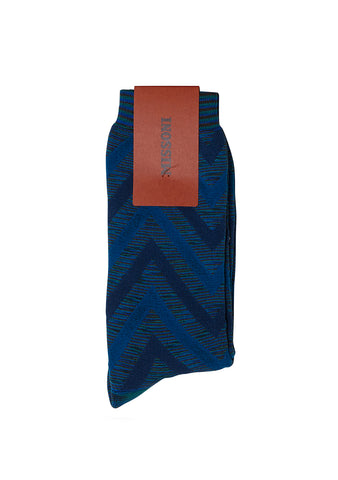Missoni Men Blue Socks