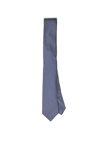 Etro Blue & White Tie shop online at lot29.dk