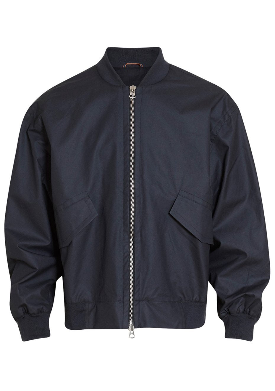Navy Oversized College Bomber