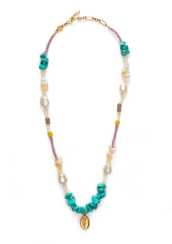 Anni Lu Bounty Surf Spray Necklace