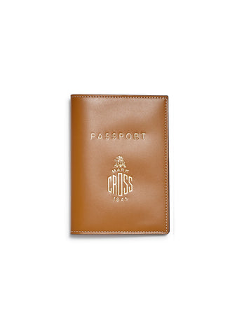 Mark Cross Luggage Smooth Passport Cover