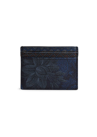 Etro Printed Card Holder