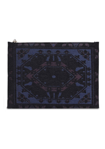 Etro Men Embroidered Ipad Case