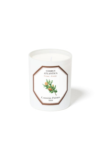 Carriers Freres Cedar Scented Candle