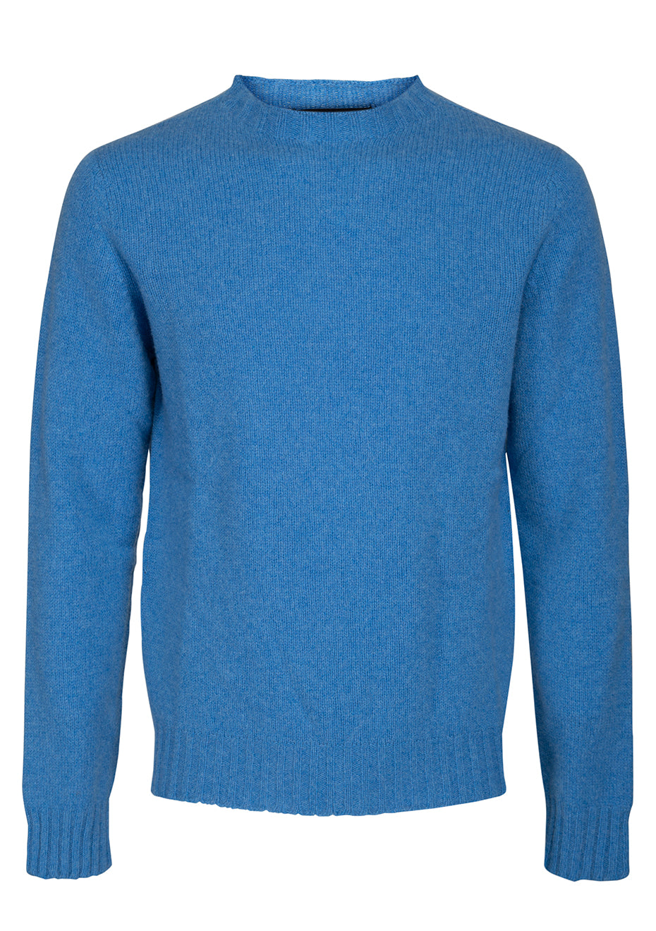 Indus Blue Cashmere Sweater