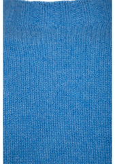 Bad Habits Indus Blue Cashmere Sweater shop online
