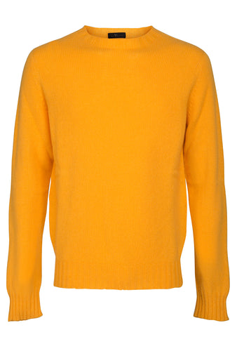 Bad Habits Mandarine Cashmere Sweater shop online