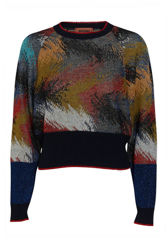 Missoni Women Cropped Sweater