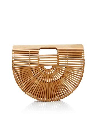 Natural Small Ark Clutch