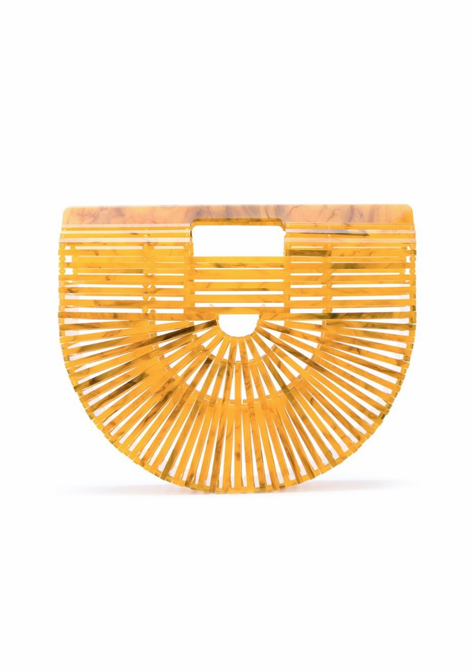 Marigold Small Ark Clutch