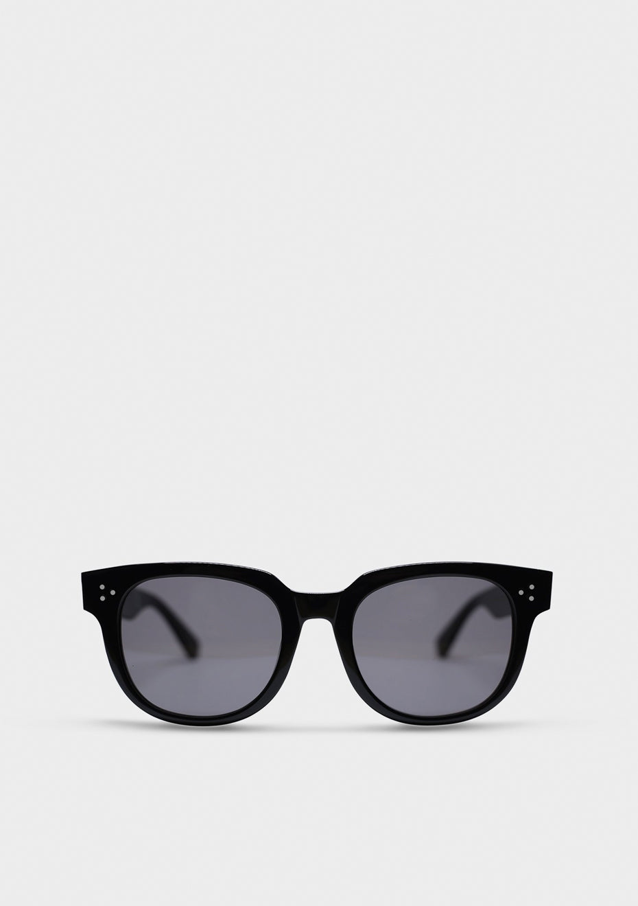 De Lange Black Sunglasses