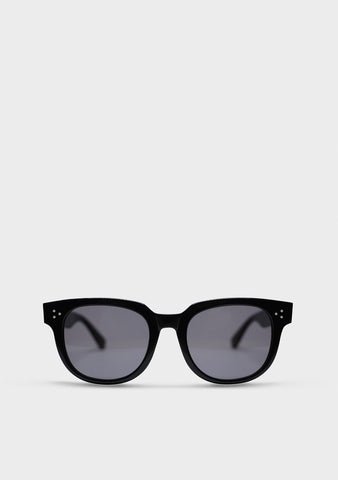 Folk & Frame De Lange Black Sunglasses