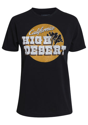 Electric West California High Desert Tee