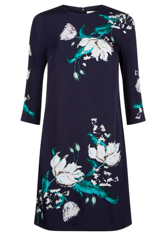 Erdem Emma Leighton Tulip Dress