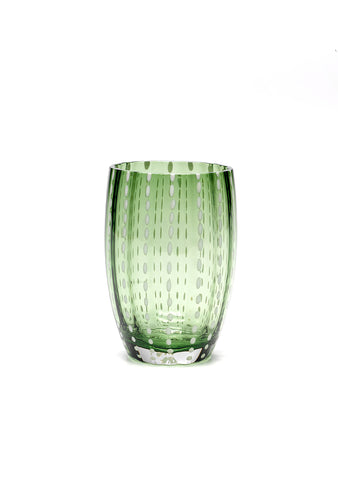 Zafferano English Green Perle Tumbler