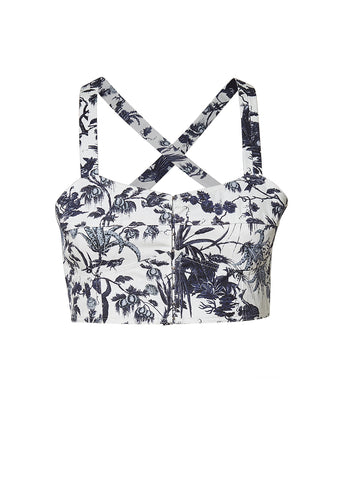 Erdem Abril Frida Bustier Top shop online lot29.dk