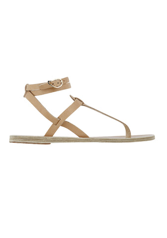 Ancient Greek Sandals Naturel Estia Sandals shop online at lot29.dk