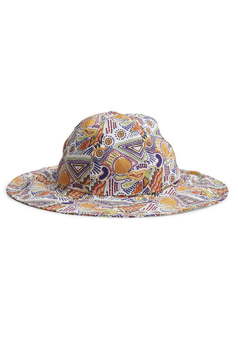 Etro Printed Hat online at lot29.dk