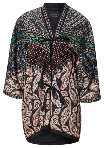 Etro Patchwork Jacket shop online at lot29.dk