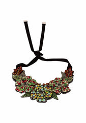 Etro Embroidered Necklace LOT#29